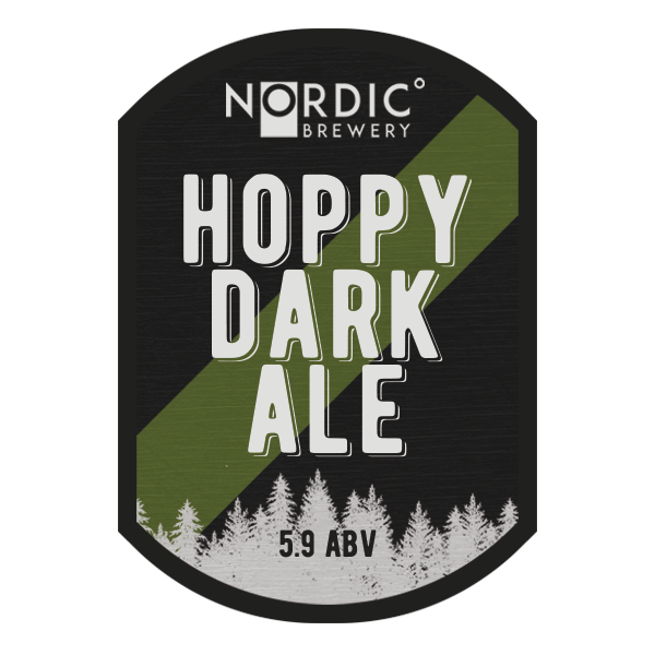 Hoppy Dark Ale