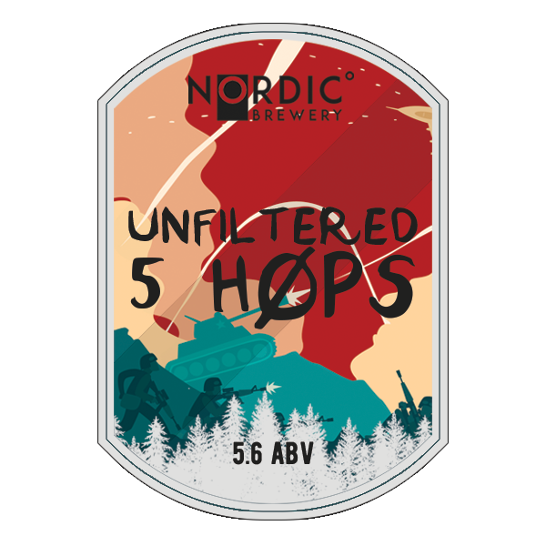 Unfiltered 5 Hops