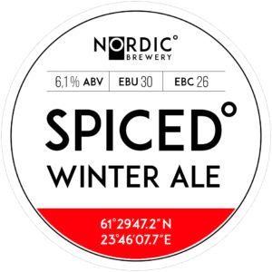 Spiced Winter Ale